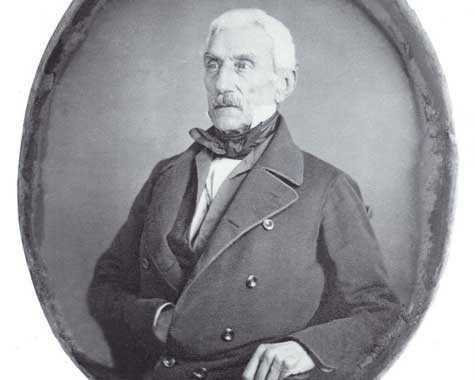 Argentine general, Jose de San Martin.