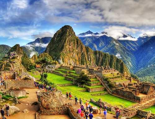 Peru  The Path of the Sun  Machu Picchu Hiking Adventure