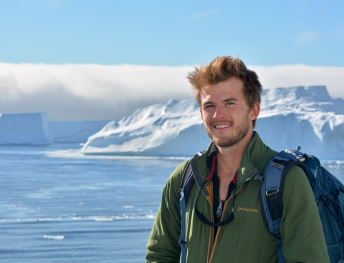 Exclusive Interview with Polar Explorer Barney Swan