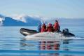 Ice Bay, Isabukta, Svalbard, Norway