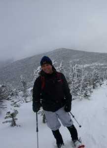 Near the Summit on Mount Marcy
