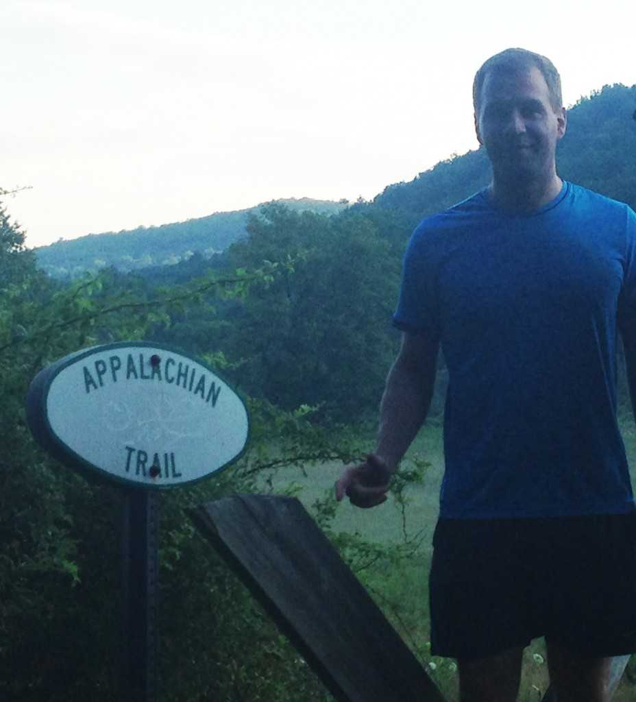 A Scary Moment On My Appalachian Trail Hiking Adventure
