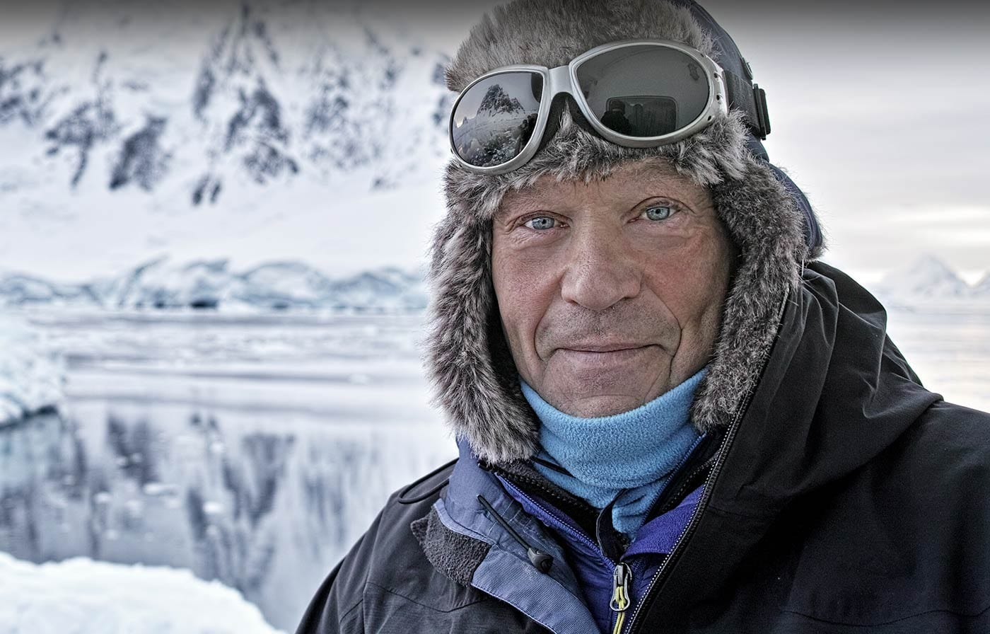 Exclusive Interview with Polar Explorer Robert Swan