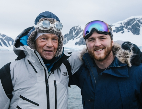 How Planting Trees Will Save the Antarctic!