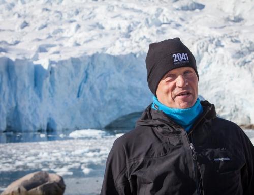 Robert Swan Explorer – Saving Antarctica